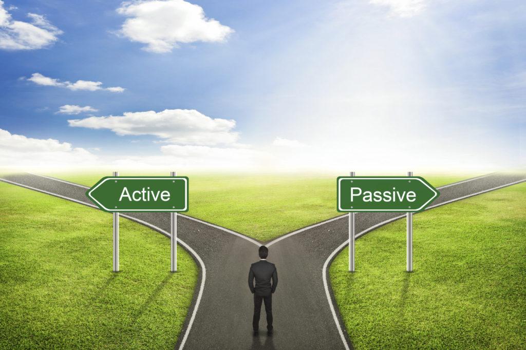 til passive inntekter