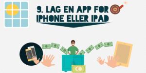 Lag en app