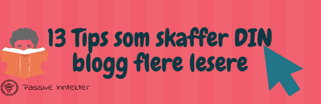 blogg tips lesere
